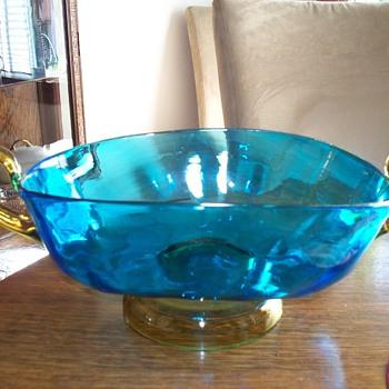 Steuben Bowl - Art Glass