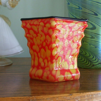 Is This a LOETZ Tango Vase? How Old Is it? - Art Glass