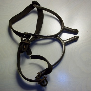 Cavalry Spurs - Rock Island or Rhode Island? - Sporting Goods