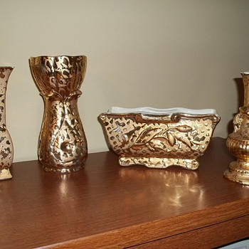 My Cameron Clay Products Collection - Art Pottery