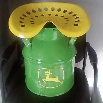 Project 3 John Deere Chair