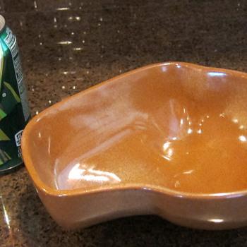 Frankoma Pottery - 4N - Serving Bowl - Art Pottery