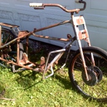 Spiegel Airman Safticycle been  I D Solved! - Motorcycles