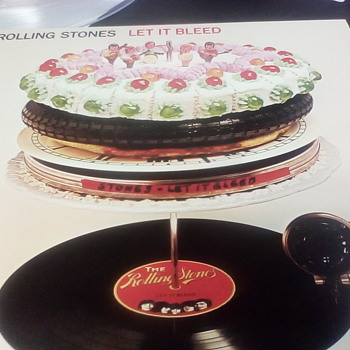 """The Rolling Stones """" Let It Bleed """""""