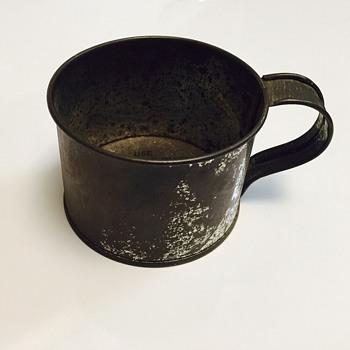 1930's Coca Cola Tin Cup