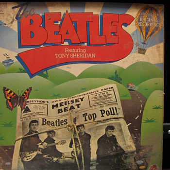 Three More Beatles - Records