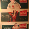 Coca-Cola Blotters