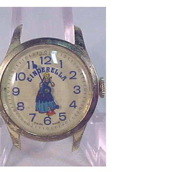 "1960""s Bradley Cinderella watch - Wristwatches"