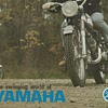 1967 Yamaha Motorcycle Product Line Brochure
