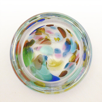 Bowl, Bengt Orup (Johanfors, 1960s?) - Art Glass