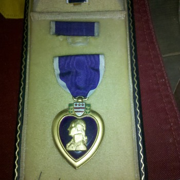 WWII named Purple Heart
