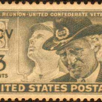 "1951 - ""U.C.V. Issue"" Postage Stamp - Stamps"