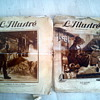 L&#039;Illustre newspapers from the 1930!