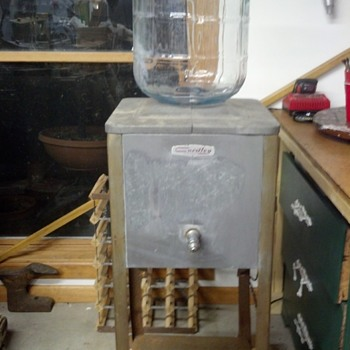 Cordley water cooler - Kitchen