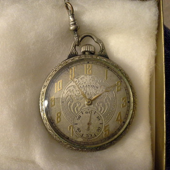 Help with my Illinois Pocketwatch - Pocket Watches