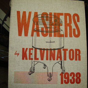 1938  kelvimator package  for dealers