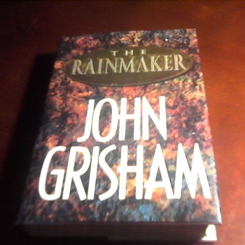 John Grisham First Edition. - Books