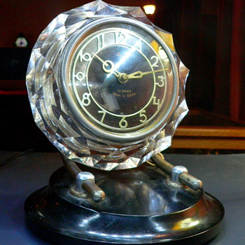 A clock like this was in a movie! - Clocks
