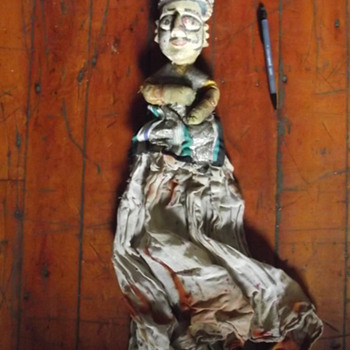 Primitive figures - Pottery