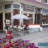 Vintage Betty Boop Vintage 6' Hot Dog &  Phelps Sauerkraut Festival Sign