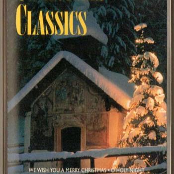 """Christmas Classics"" - Cassette Tape"