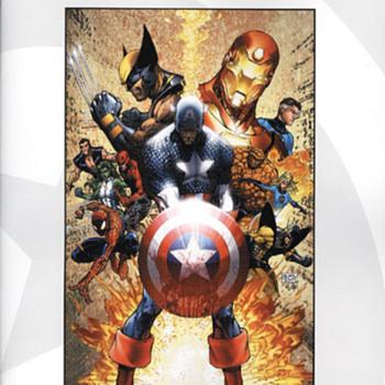 Some more Capt America Love!! - Comic Books