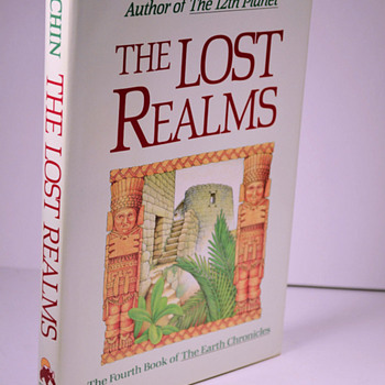 The Lost Realms by Zecharia Sitchin (hc) - Books