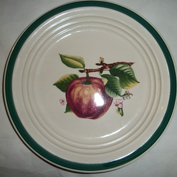 radouan 1 - China and Dinnerware