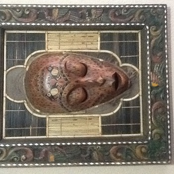 Workart  handcraft face framed wood