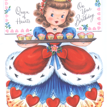 Queen of Hearts | Fairfield Birthday Story Card - Cards