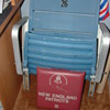 Foxboro Stadium Blue Section Seat