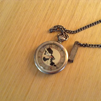 I collect Felix now ???? - Pocket Watches