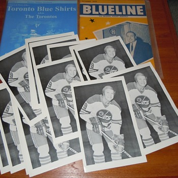 Bobby Hull photo's