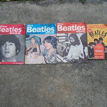 beatle collection - Paper