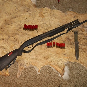 Mossberg 590 Tactical Shotgun For The Fort