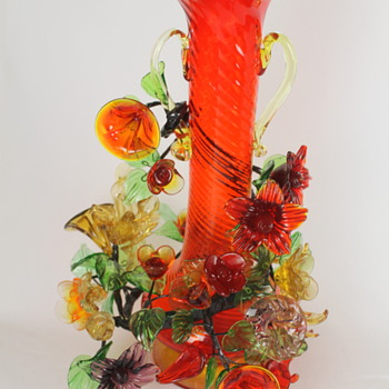 Floribunda by Kitaichi Glass