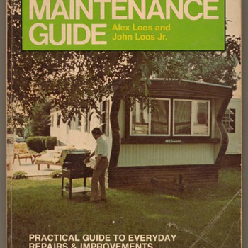 1977 Chilton's Mobile Home Guide - Books