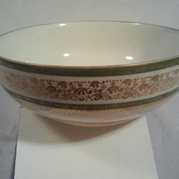 Limoges GDA Bowl ?collection - China and Dinnerware