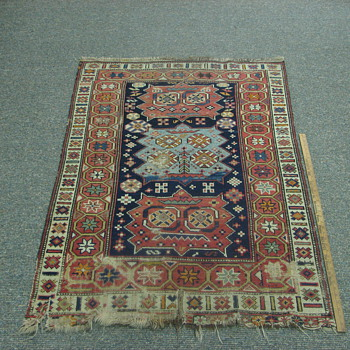 Oriental Rug Number 2 Help?