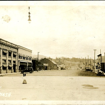 Colville, Washington - Postcards