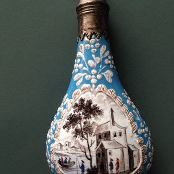 Antique souvenir - Bottles