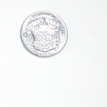 Belgian Franc - World Coins