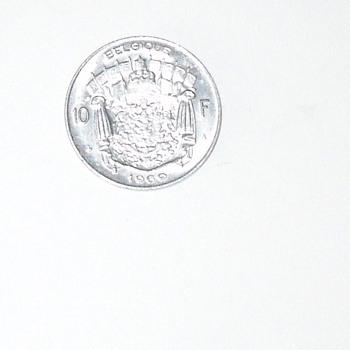 Belgian Franc