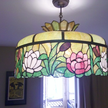 1911 Tiffany? chandelier