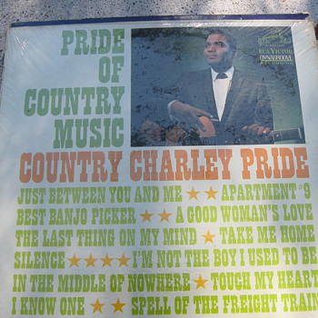 Charley Pride .... - Records