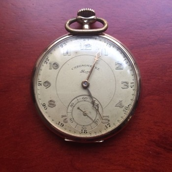A Pocket Watch with no history on the world wide web!