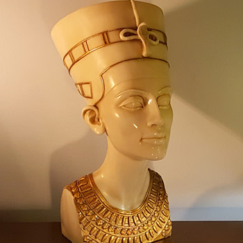 Nefertiti Egyptian Bust