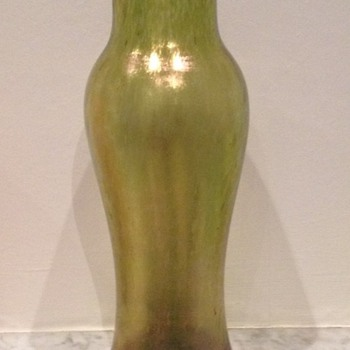 Loetz cisele vase - Art Glass