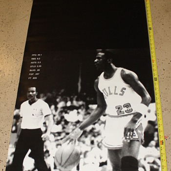  Nike&#039;s Flight 8403  A Jordan Retro Collection 1984-2003 Poster 
