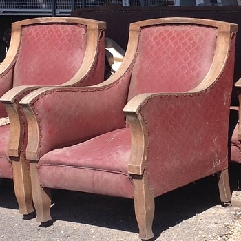 Unsure What These Are - Furniture